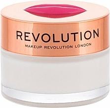 Parfums et Produits cosmétiques Baume-masque à lèvres, Noix de coco - Makeup Revolution Kiss Lip Balm Cravin Coconuts