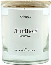 Parfums et Produits cosmétiques Bougie parfumée, Verveine - Ambientair The Olphactory Further Verbena