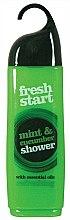 Parfums et Produits cosmétiques Gel douche - Xpel Fresh Start Mint & Cucumber Shower Gel