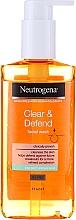 Parfums et Produits cosmétiques Gel nettoyant quotidien anti-boutons - Neutrogena Visibly Clear Spot Proofing Daily Wash