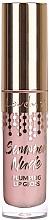 Parfums et Produits cosmétiques Gloss repulpant - Lovely Summer Nude Plumping Lip Gloss