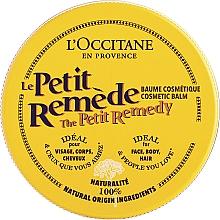 Parfums et Produits cosmétiques Baume cosmétique pour visage, corps et cheveux - L'Occitane Le Petit Remede Cosmetic Balm (mini)