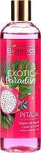 Parfums et Produits cosmétiques Huile de douche - Bielenda Exotic Paradise Bath And Shower Oil