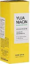 Parfums et Produits cosmétiques Sérum anti-imperfections à l'extrait de yuzu pour visage - Some By Mi Yuja Niacin Blemish Care Serum