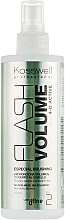 Parfums et Produits cosmétiques Spray volumateur pour cheveux - Kosswell Professional Dfine Flash Volume