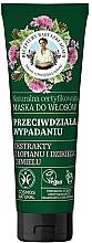 Parfums et Produits cosmétiques Masque à l'extrait de bardane pour cheveux - Les recettes de babouchka Agafia