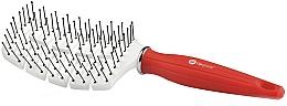 Parfums et Produits cosmétiques Brosse à cheveux - Upgrade Ventilated Detangling Brush Wind Brush Wet