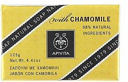 Parfums et Produits cosmétiques Savon à la camomille - Apivita Soap with chamomile