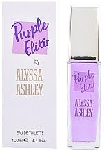 Parfums et Produits cosmétiques Alyssa Ashley Purple Elixir - Eau de Toilette