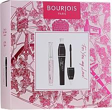 Parfums et Produits cosmétiques Set (mascara / 8 ml + rouge à lèvres / 7,5 ml) - Bourjois For You My Love