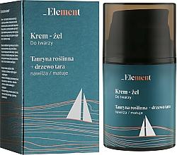 Parfums et Produits cosmétiques Crème-gel au beurre de karité pour visage - _Element Men Cream For Face