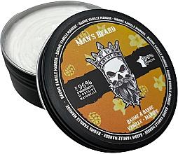 Parfums et Produits cosmétiques Baume à barbe parfumé Vanille et Mangue - Man's Beard Vanille Mangue Baume A Barbe