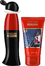 Parfums et Produits cosmétiques Moschino Cheap and Chic - Coffret (eau de toilette/30ml + lotion corporelle/50ml)