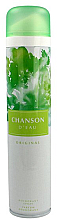 Parfums et Produits cosmétiques Chanson Dʻeau Original - Déodorant spray