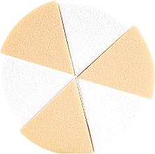 Parfums et Produits cosmétiques Éponge à maquillage, 6 pcs - Astra Make-Up Precision Foundation Sponges