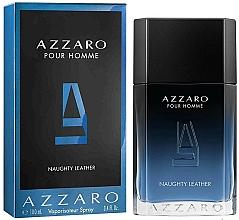 Parfums et Produits cosmétiques Azzaro Pour Homme Naughty Leather - Eau de Toilette
