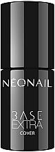 Parfums et Produits cosmétiques Base pour vernis gel - NeoNail Professional Base Extra Cover