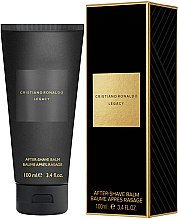Parfums et Produits cosmétiques Cristiano Ronaldo Legacy - Baume après-rasage