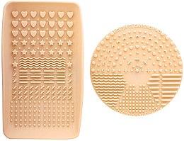 Parfums et Produits cosmétiques Matériel de nettoyage pour pinceaux de maquillage - Nanshy Makeup Brush Cleaning Pad & Palette
