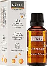 Parfums et Produits cosmétiques Huile d'onagre - Nikel Evening Primrose Oil