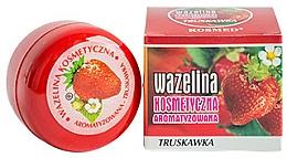 Parfums et Produits cosmétiques Vaseline pour lèvres, Fraise - Kosmed Flavored Jelly Strawberry
