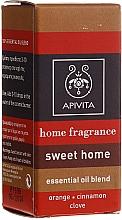 Parfums et Produits cosmétiques Mélange d'huiles essentielles - Apivita Aromatherapy Home Fragrance