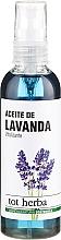 Parfums et Produits cosmétiques Huile pour corps, Lavande - Tot Herba Body Oil Lavander