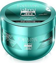 Parfums et Produits cosmétiques Masque remodelant pour cuisses, fessier et abdomen - Eveline Cosmetics Slim Extreme 4D Body Mask