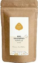 Parfums et Produits cosmétiques Shampooing bio en poudre à l'extrait de camomille pour enfants - Eliah Sahil (recharge)
