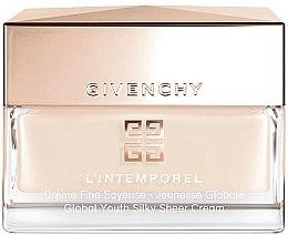 Parfums et Produits cosmétiques Crème à l'acide hyaluronique pour visage - Givenchy L'Intemporel Global Youth Silky Sheer Cream