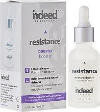 Parfums et Produits cosmétiques Booster défense pour visage - Indeed Laboratories Resistance Booster
