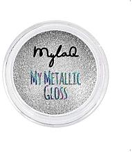 Parfums et Produits cosmétiques Poudre pour ongles - MylaQ My Matellic Gloss