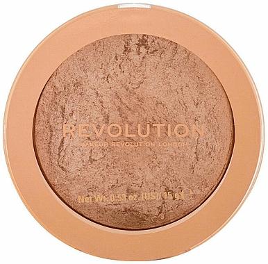 Poudre bronzante visage - Makeup Revolution Reloaded Powder Bronzer