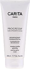 Parfums et Produits cosmétiques Masque gelée peeling à l'urée pour visage - Carita Progressif Neomorphose Fundamental Resurfacing Gel Peeling Mask