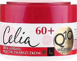 Parfums et Produits cosmétiques Crème à la coenzyme Q10 pour visage - Celia Q10 Face Cream 60+