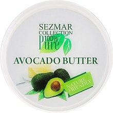 Parfums et Produits cosmétiques Beurre d'avocat pur 100% naturel - Sezmar Collection