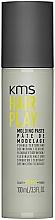 Parfums et Produits cosmétiques Pâte modelante à l'extrait de menthe poivrée pour cheveux - KMS California HairPlay Molding Paste