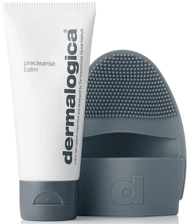 Baume démaquillant pré-nettoyant visage avec son gant exfoliant - Dermalogica Daily Skin Health Precleanse Balm