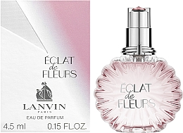 Parfums et Produits cosmétiques Lanvin Eclat de Fleurs - Eau de Parfum (mini)