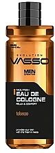 Parfums et Produits cosmétiques Eau de Cologne après-rasage - Vasso Professional Men Creative Eau De Cologne Tobacco
