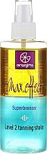 Parfums et Produits cosmétiques Spray solaire bi-phasé pour solarium - Oranjito Level 2 Tanning Shake