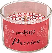 Bougie parfumée bio, Passion - PuroBio Home Organic Passion — Photo N3
