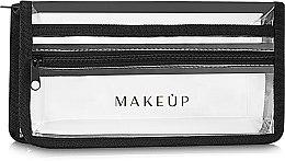 Parfums et Produits cosmétiques Trousse de toilette pvc transparente Allvisible - MakeUp