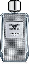 Parfums et Produits cosmétiques Bentley Momentum Unlimited - Eau de Toilette