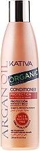 Parfums et Produits cosmétiques Après-shampoing à l'huile d'argan - Kativa Argan Oil Conditioner