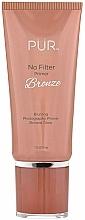 Parfums et Produits cosmétiques Base bronzante et éclaircissante pour maquillage - Pur No Filter Blurring Photography Primer Bronze Glow