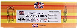 Parfums et Produits cosmétiques Bandes de cire professionnelles 7x20 cm - Ronney Waxing Strips