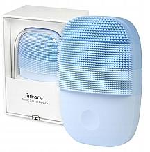 Parfums et Produits cosmétiques Brosse nettoyante ultrasonique pour visage, bleu - Xiaomi inFace 2 Blue