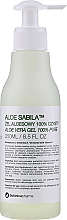 Parfums et Produits cosmétiques Gel d'aloe vera 100% pure - Botanicapharma Aloe Sabila