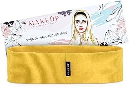 Parfums et Produits cosmétiques Bandeau pour cheveux, Be Beauty, jaune - MakeUp